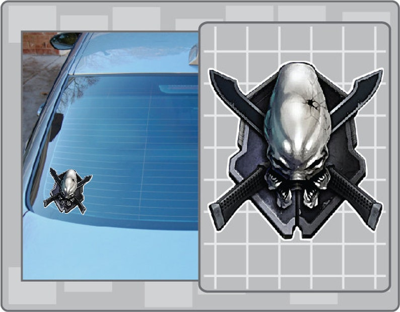 LEGENDARY ICON vinyl decal from Halo Sticker for just about image 0