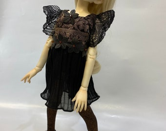 BJD clothes MSD Lovely little flapper girl