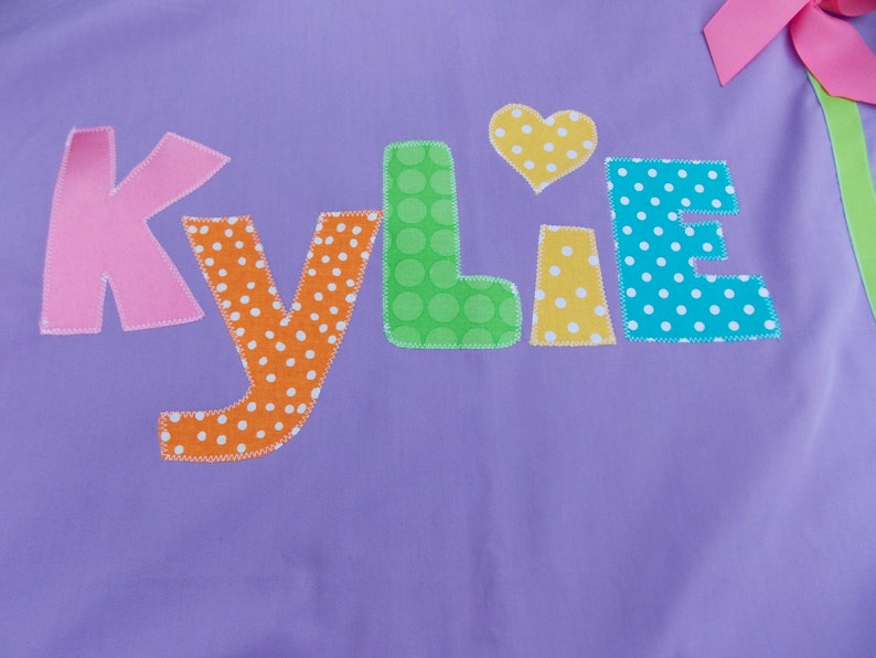 Personalized Pillowcases-School Names Summer Camp Slumber parties Birthday  parties child