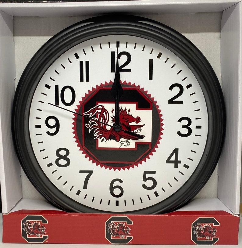 University of South Carolina wall clock