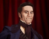 What We Do In the Shadows Viago Art Print