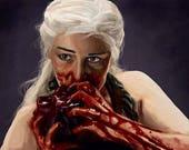Daenerys Targaryen Art Pr...