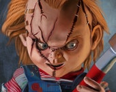 Chucky Child's Play Art Print