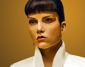 Blade Runner 2049 Luv Art...