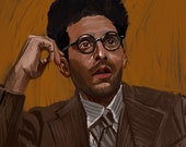 Barton Fink Art Print John Turturro