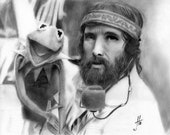 Jim Henson and Kermit T F...