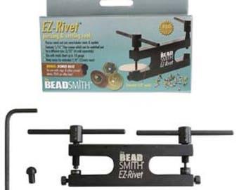 Rivet tool kit, 1/16 EZ-Rivet by Beadsmith