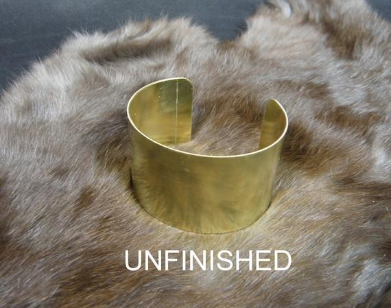 2 x 6 20 Gauge .032 Copper Cuff Bracelet Blanks One dozen unfinished