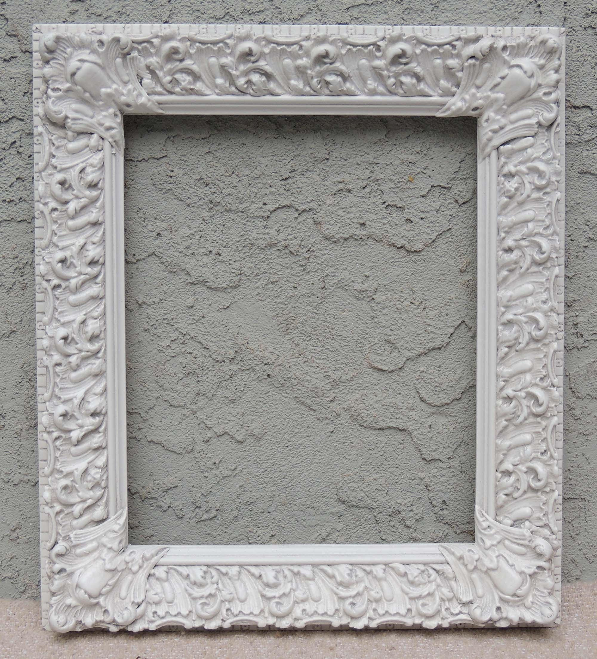 White Picture Frames, 10 x 12 Picture Frame, Wood Picture Frame ...