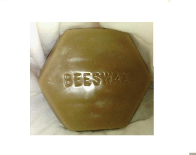 Bee wax 100% Raw Pure Beeswax 15 Lbs meltable Great for Candle making or Soap-making