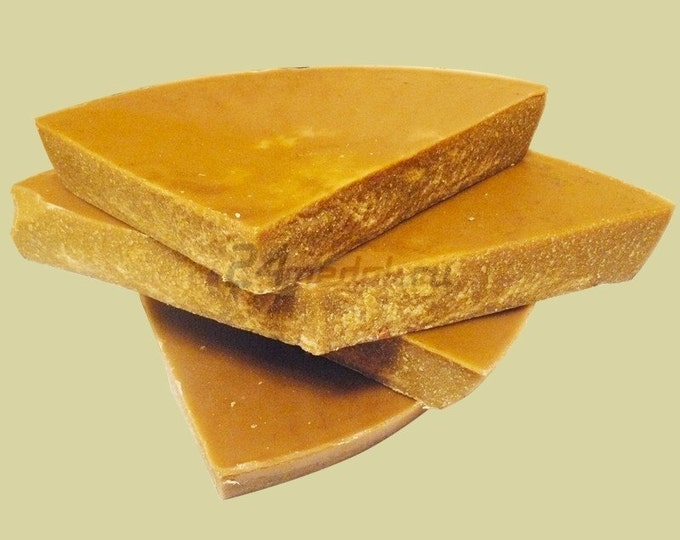 2 Lb NUNYA BEESWAX! 100% Raw Pure Bee wax. net.  wt.  32 ounces bees wax
