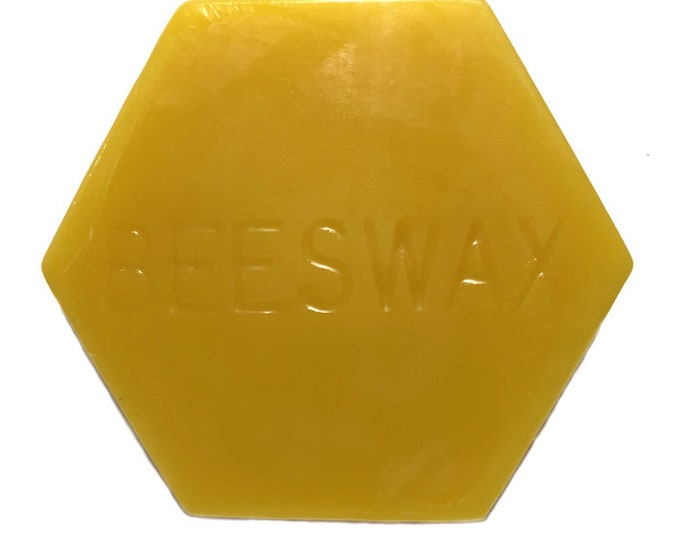 Really Raw and 100% Natural Pure Beeswax from Beekeeper 0.93 pound ( Net Wt 15 Oz )