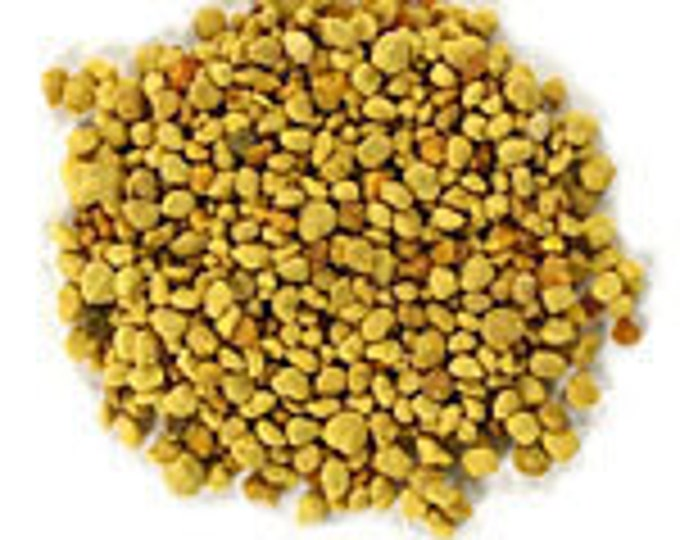 Wildflower Bee POLLEN GRANULES WIildflowers ( Allergy Remedy ) Wildharvested 12 oz bulk from Beekeeper