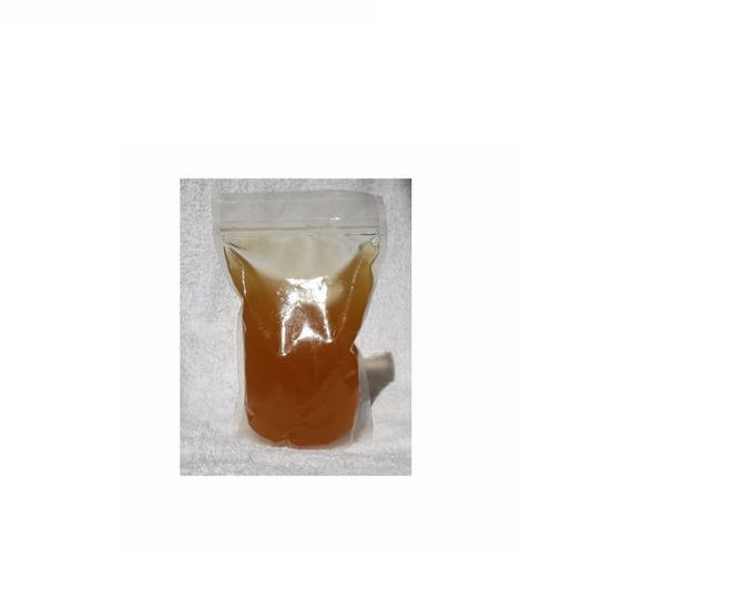 Local Really Raw White Honey Naturally Crystallized / Granulated from beekeeper Free Shipping