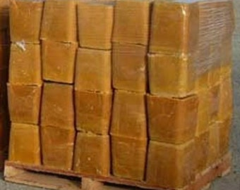 Really Raw and 100% Natural Pure Beeswax from Beekeeper 0.87 pound ( Net Wt 14 Oz )