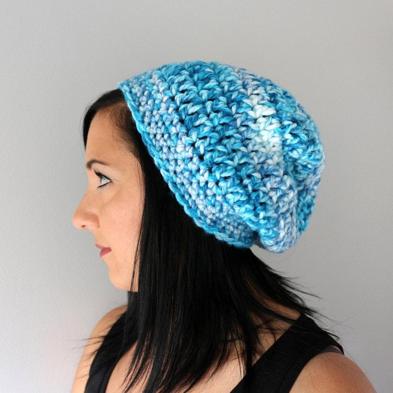 99412a3c328 PDF Download Super Easy Crochet Hat PATTERN Simple Crochet