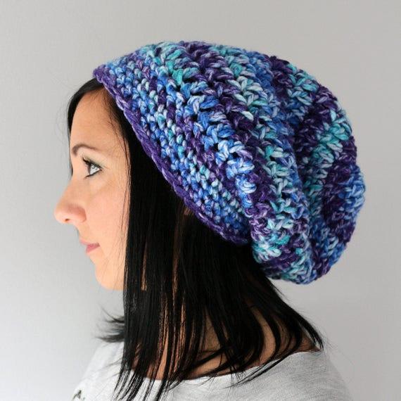 PDF Download Super Easy Crochet Hat PATTERN Simple Crochet  1aca2a20633