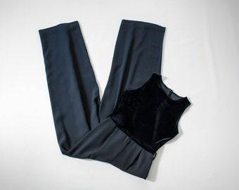 5ec6b6dab951 velvet jumpsuit