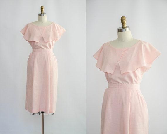 shell pink skirt set | Pierre Cardin skirt set