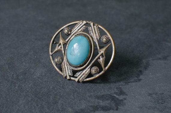 vintage jewelry   antique brooch   Art Deco jewelr