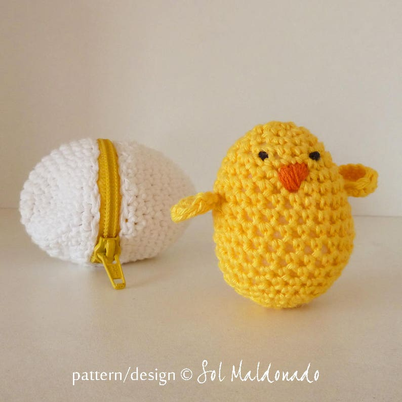 playful egg box TOY kids Crochet Pattern Easter eggs /& baby chicks Crochet Amigurumi Pattern Instant Download Crochet Doll Pattern