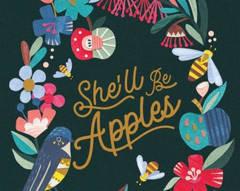 She'll Be Apples