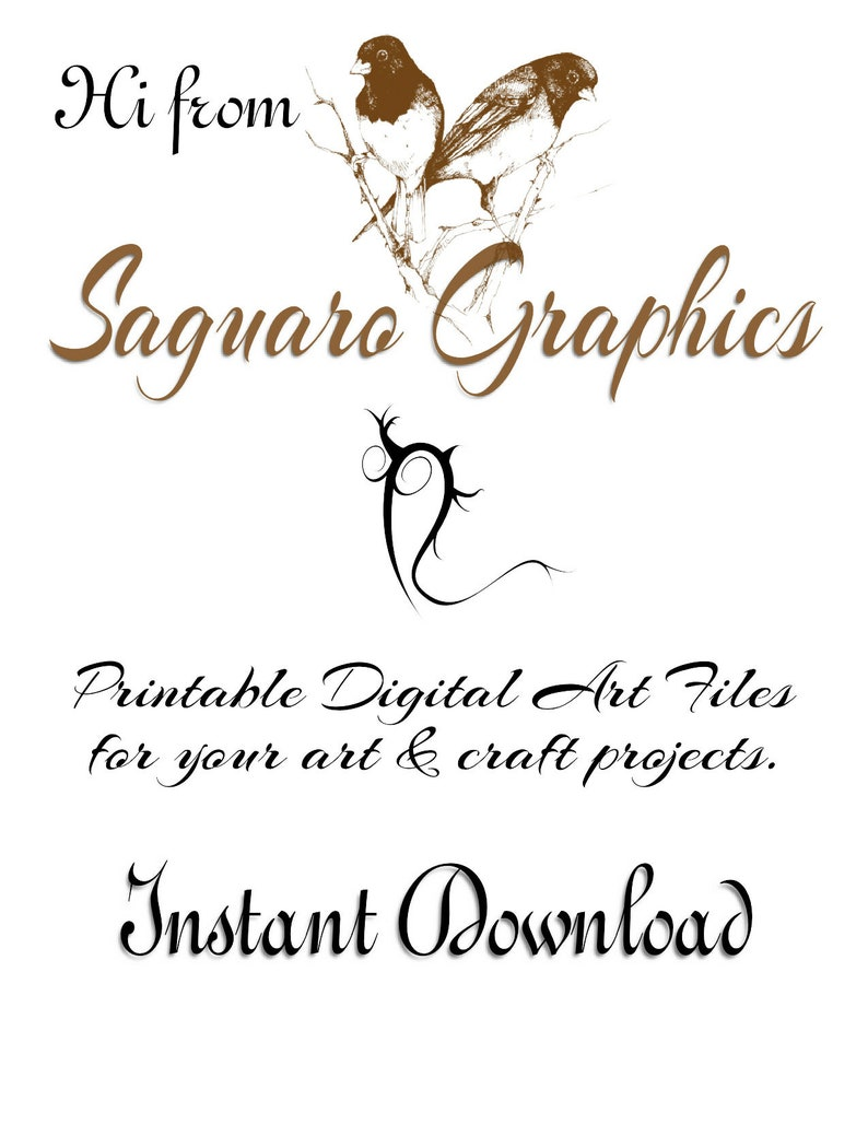 Saguaro Graphics circle 1.5 /& 1.0 inch,Instant Download Digital Art,Collage Sheets,Magnet Art,Jewelry Makers Pennsylvania