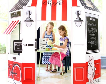 Kids Playhouse Etsy