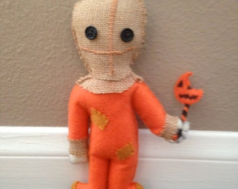 Sam Trick r Treat Stuffie
