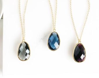 Long Boho Necklaces GOLD