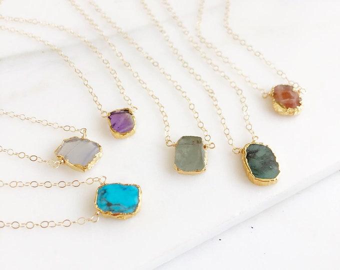 Necklaces-DaintyGemstone