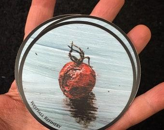 Rotting Tomato Sticker