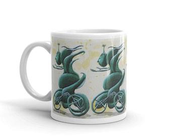 Reaching Faster - Mug