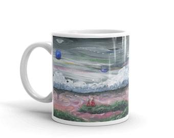Duo of Celestial Peninsula - Mug