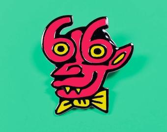 Lil Devil Enamel Pin