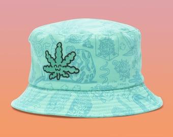 Killer Acid Weed Doodz Bucket Hat
