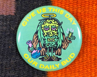 Daily Bud button