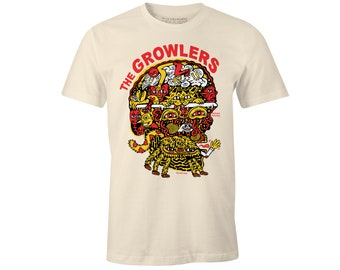 Growlers 2018 Tour Tee