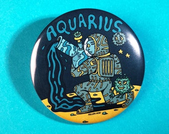 Astrology Buttons