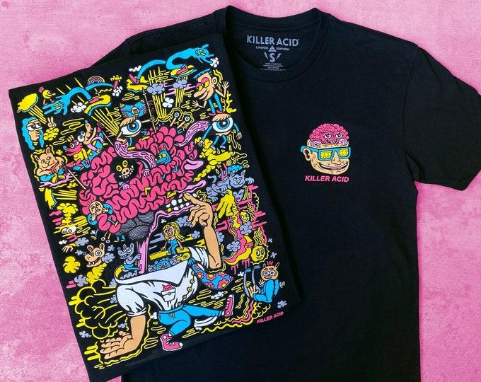 Featured listing image: Flip Your Lid Killer Acid T-Shirt