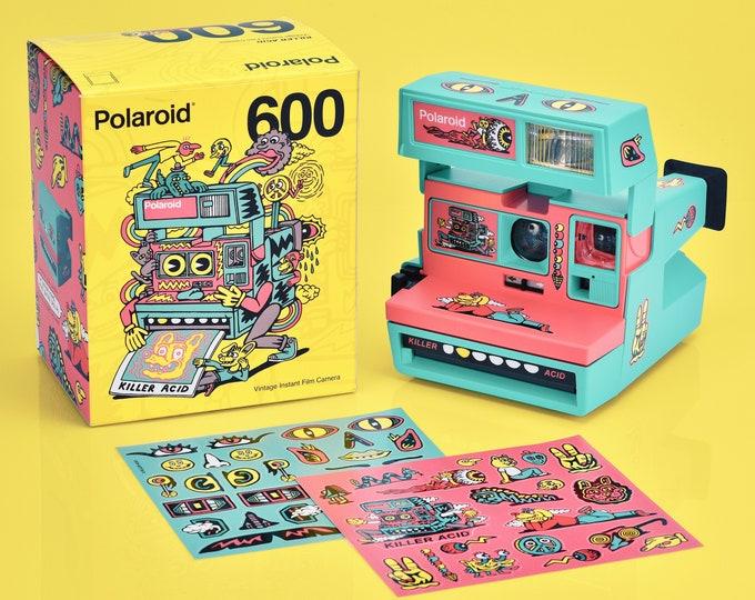 Featured listing image: Killer Acid x Polaroid Camera