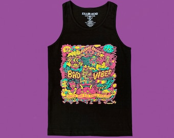 Prevent Bad Vibes Tank Top