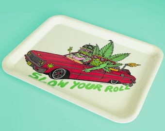 Slow Your Roll Rolling Tray