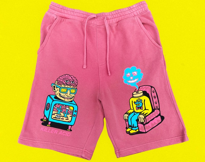 Featured listing image: TV Party Killer Acid Shorts