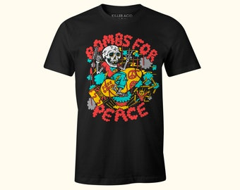 Bombs for Peace T-shirt
