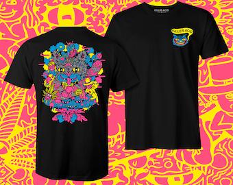 Cheshire OG Blacklight T-Shirt