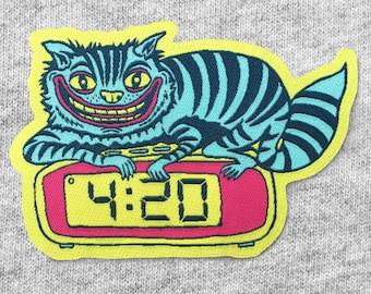 4:20 Cat Patch
