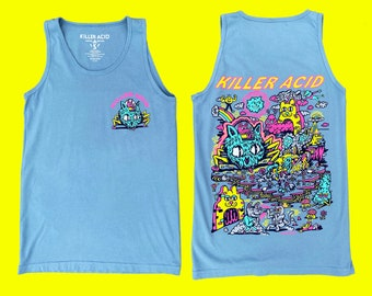 Spaced Invasion Tank Top