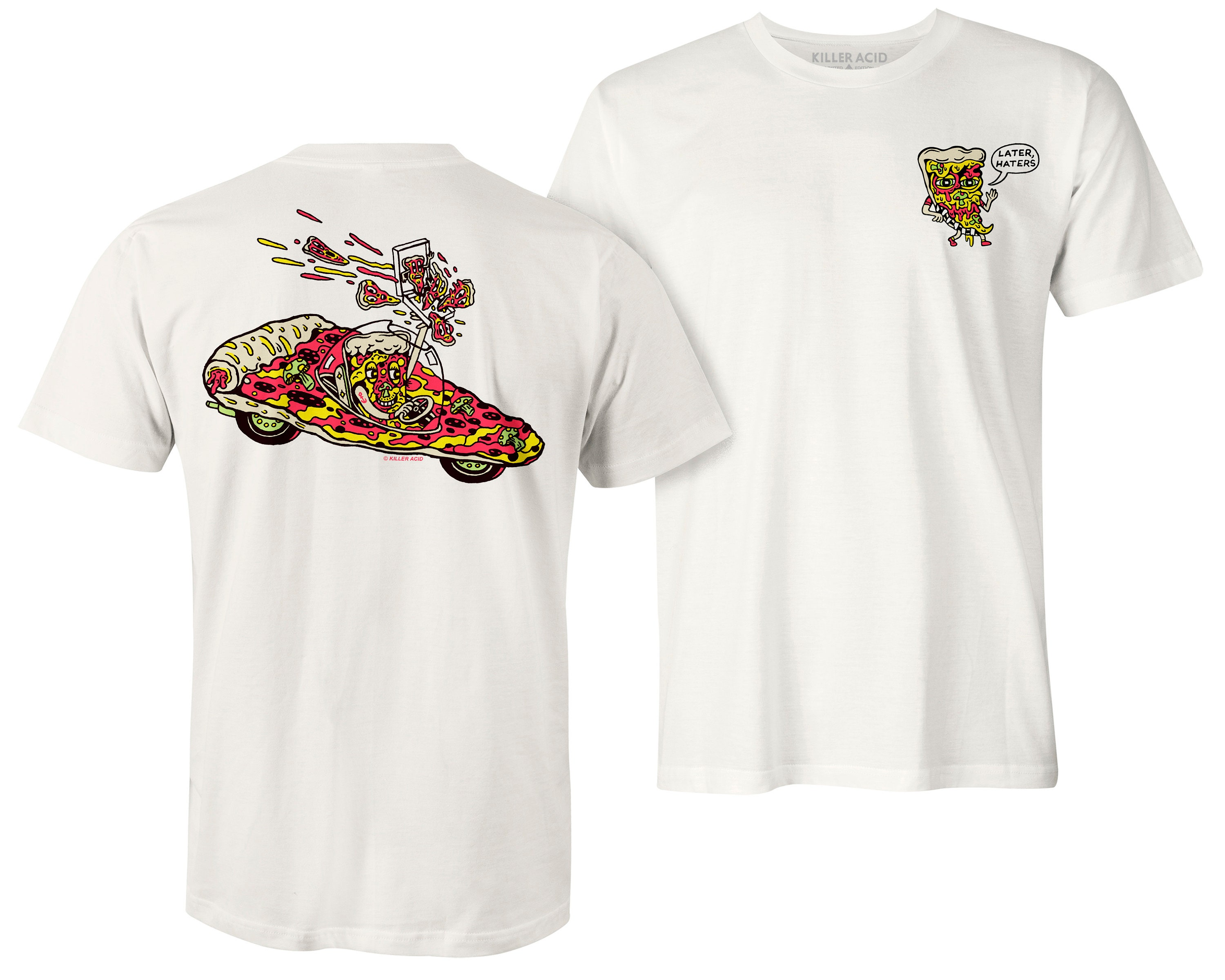 f17a327431fe8 Special Delivery Pizza T-shirt