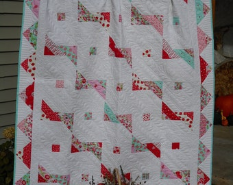 3 sizes City Lights Spring pattern by Little Louise Designs